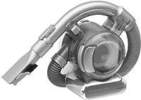 Black + Decker PD1820L 18 V Handstaubsauger Dustbuster Flexi, mit 2-in-1...