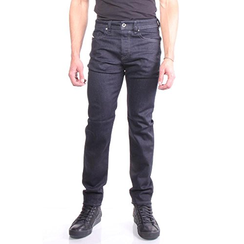 Diesel Men's Larkee Regular Straight-Leg Jean 0806W, Denim, 30x32 by Diesel