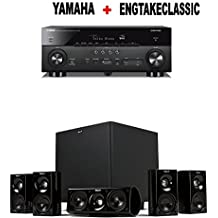 Yamaha AVENTAGE RX-A780 7.2-ch 4K Ultra HD AV Receiver with HDR + Klipsch HDT-600 Home Theater System Bundle