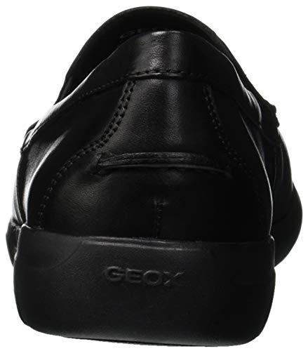 Leitan Uomo Geox U C9999 Mocassini C Black Nero 1Z5Iqn5Cxz