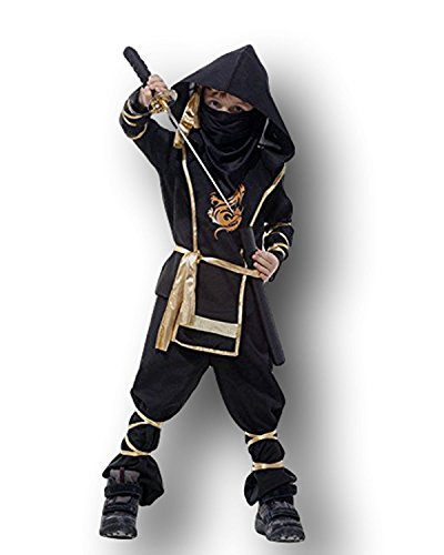 Rubber Johnnies Dragon Ninja Costume by Cobra Fighter Kids  sc 1 st  Costume Overload & Kids Ninja Costumes u0026 Halloween Costume Ideas for Boys