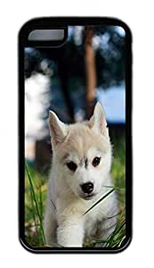 Distinct Waterproof In The Jungle Puppy Design Your Own iPhone 5c Case