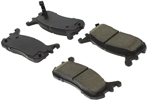 StopTech 309.06360 Street Performance Rear Brake Pad