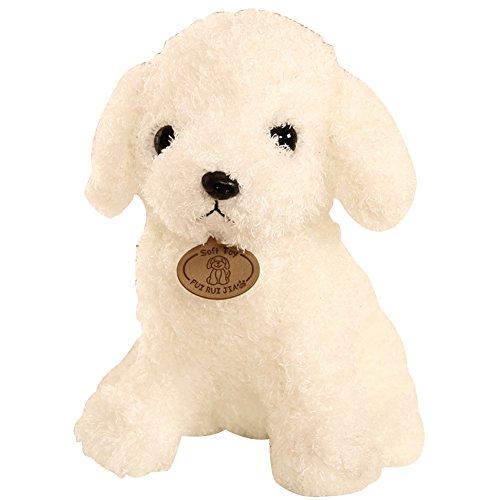 Shuohu Cute Lovely Puppy Teddy Bear Poodle Stuffed Animal Soft Plush Toy