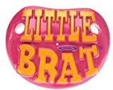 Billy Bob Little Brat Pacifier by Billy Bob Pacifiers