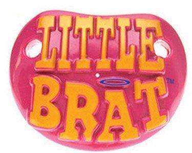 Billy Bob Little Brat Pacifier by Billy Bob Pacifiers
