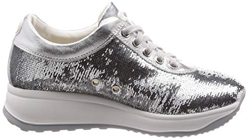 Donna Gelso A Star Rucoline 1315 Argento By Sneakers Agile xYwCFqptTY