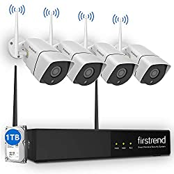 Image of the product Wireless Security Camera that is listed on the catalogue brand of firstrend.