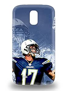 Awesome Design NFL San Diego Chargers Hard Case Cover For Galaxy S4 ( Custom Picture iPhone 6, iPhone 6 PLUS, iPhone 5, iPhone 5S, iPhone 5C, iPhone 4, iPhone 4S,Galaxy S6,Galaxy S5,Galaxy S4,Galaxy S3,Note 3,iPad Mini-Mini 2,iPad Air )