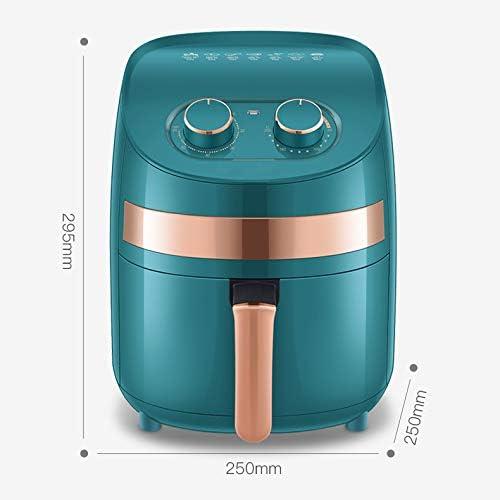 Friteuses, Tower Air Fryer, Huishoudelijke Rookvrije Intelligente Automatische Frites Met Grote Capaciteit Elektrische Friteuse