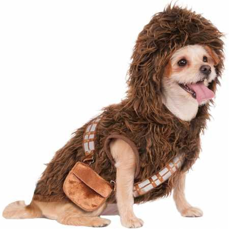 Rubie's Star Wars Chewbacca Hoodie Dog Costume XLarge ()