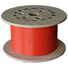 Amazon Com Vinyl Coated Cable Amp Wire Rope Pulling