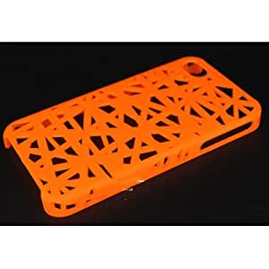 sany58520 Back Skin Case Cover Pouch For iPhone 4 4G 4S?Bird's Nest Style