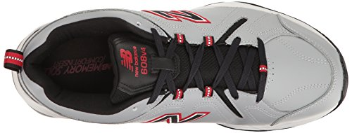 New MX608V4 Men's Training Balance Red Grey Shoe HrwEHvq