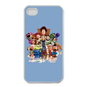 Toy Story 2 For iPhone 4,4S Case Phone Cases DF690630