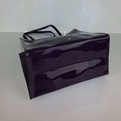 Little Pink Black/Sliver,Blue,Red,Silver and Brown Bag Totes Bag (PURPLE) - more-bags