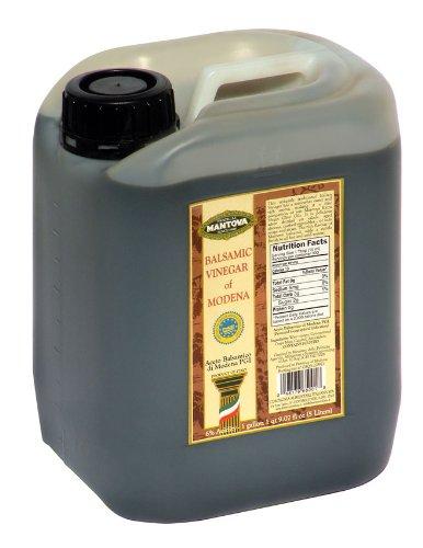 Mantova Balsamic Vinegar of Modena 5 Liter 1 balsamic vinegar modena balsamic aged balsamic vinegar