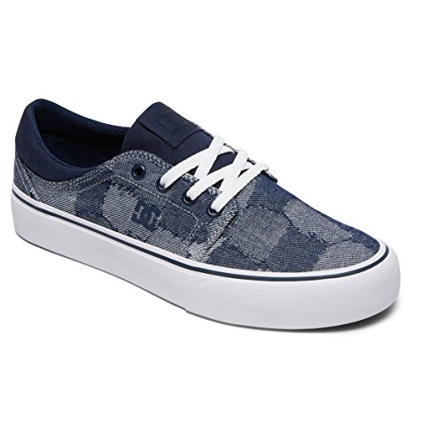 DC Shoes Trase TX LE - Schuhe Für Frauen ADJS300198 Blue/blue/white