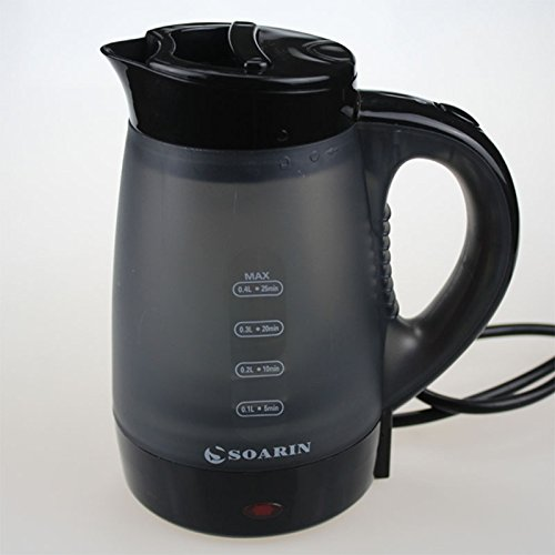 mini electronic kettle - 9