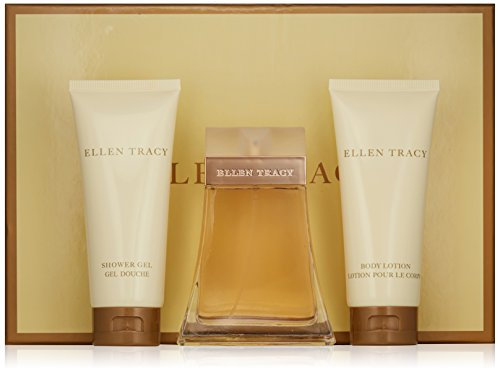 Ellen Tracy Gift Set Perfume for Women, 3 Count