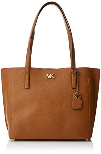 Michael Kors Womens Ana Tote Brown (ACORN)