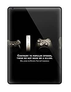 Excellent Design Funny Game Controllers Case Cover For Ipad Air