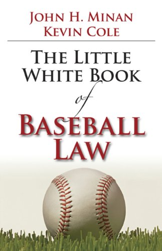 The Little Book of Baseball Law (ABA Little Books ()