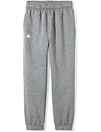275126294 Boys' Elastic-Bottom Sweatpants with Pockets, Amazon Exclusive