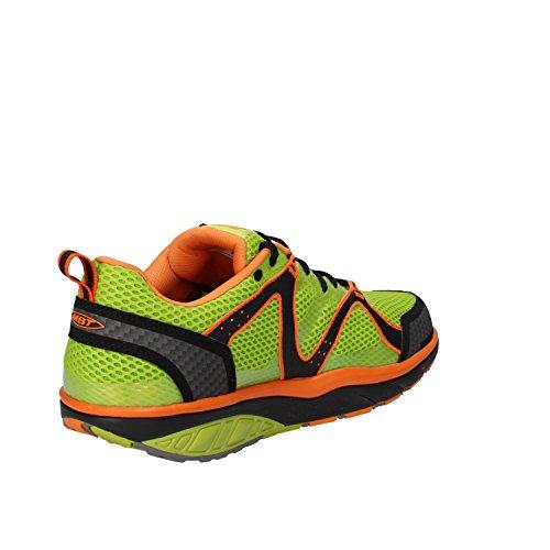 MBT Sneakers Uomo 42 EU Verde Tessuto
