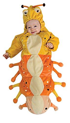 Rubie's Caterpillar Costume (bunting style) (Caterpillar Costume)