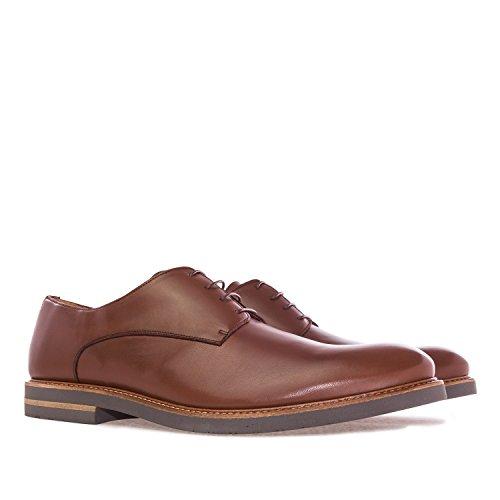 IN Zapatos Grandes Andres Made de Tallas Oxford la y Machado a 47 Serraje 50 Marronnewyork Spain Caballero 6188 Piel la ggTqS8wF