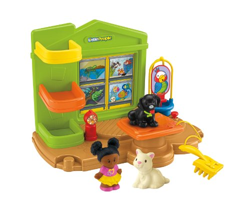Fisher Price Little People Pet Center