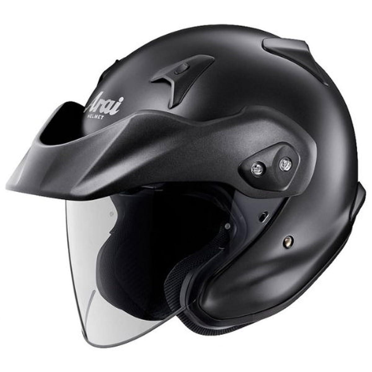 [해외] 아라이 오토바이 헬멧 제트 CT-Z 플랫 블랙 M 57-58CM