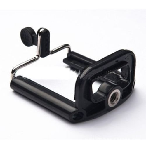 [MAZIMARK--Clip Bracket Monopod Tripod Stand Mount Holder Adapter For Camera Cell Phone Hot] (Winter Soldier Costume Ideas)