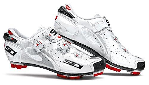 Sidi drako Carbon SRS Vernice MTB Shoes White 2YkQG3