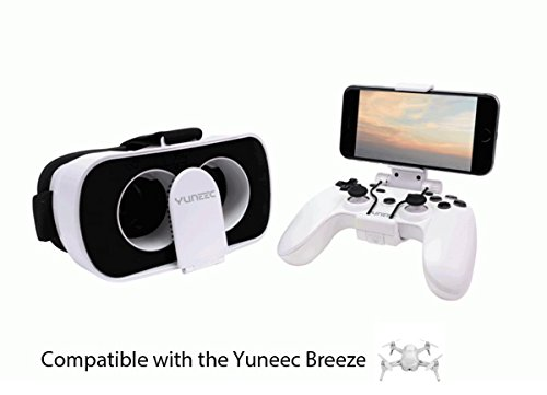 Yuneec-Breeze-FPV-Controller-and-Head-Mount
