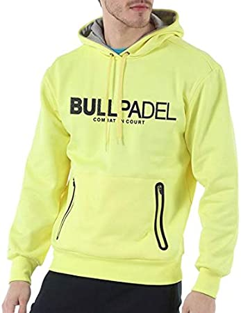 Mochila Bullpadel X-Compact Amarillo Fl/úor