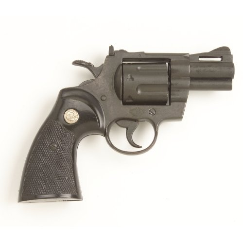 Buy Firearms Guns Online: Denix 0.357 Magnum 2.5-Barrel Pistol Non-Firing Replica