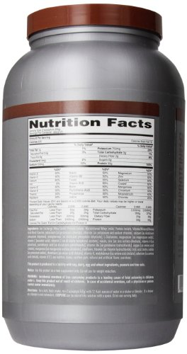 Isopure Low Carb Chocolate Protein Powder