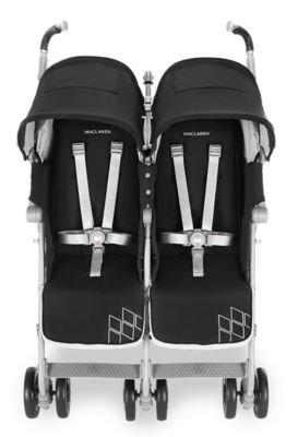 Maclaren Twin Techno Stroller, (Maclaren Standard Strollers)