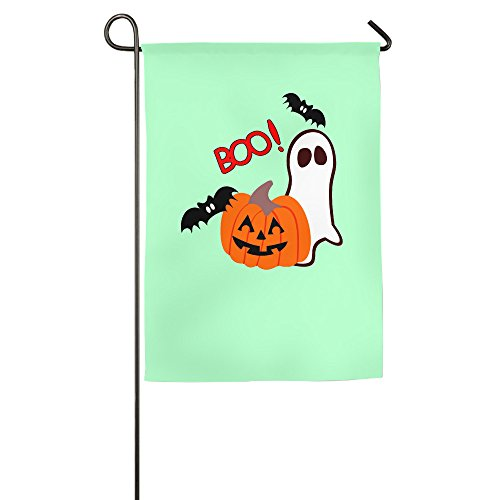 [Easy Halloween Costume Fun Hallowe'en Garden Flag] (Custom Costumes Makers Los Angeles)