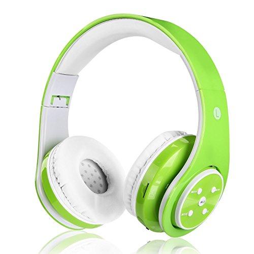 Votones Kids Headphones Adjustable Microphone Smartphone