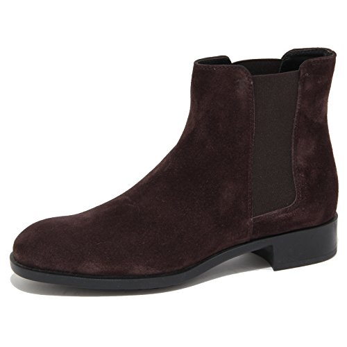 Marrone Donna 6941n Polacchino Woman Beatles Stivaletto Tod's Boots EOOgqv