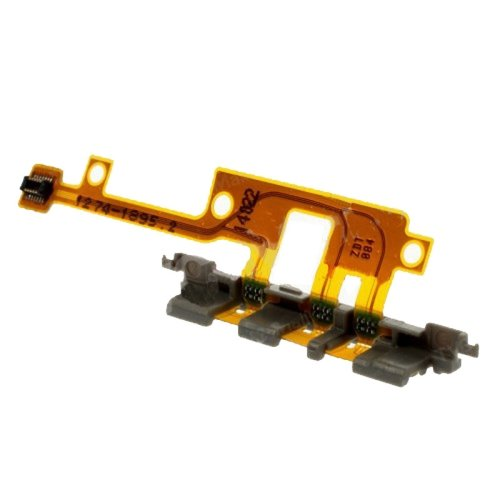 HITSAN INCORPORATION Side Keys (Power Button and Volume Button) Flex Cable for Sony Xperia Z1 Compact / D5503