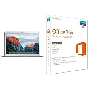 """Apple MacBook Air - Portátil de 13"""" (Intel i5-5250U, 8 GB"""
