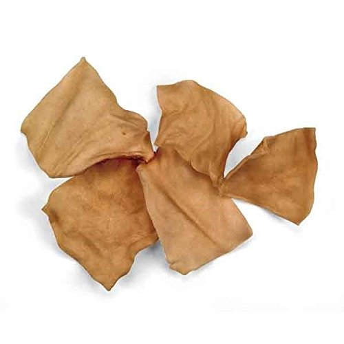 Rawhide Chips for Dogs Natural & Chicken Flavors Bulk Pac...