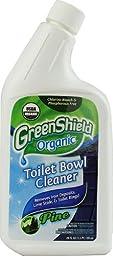 Green Shield Organic Toilet Cleaner Og 24 Ozâ -Pack of 6