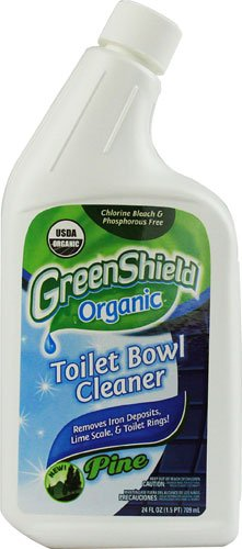 GreenShield Organic Toilet Bowl Cleaner, 24 Ounce - 6 per case. by GreenShield Organic (Image #1)