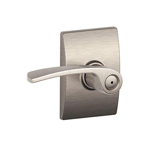 Schlage Lock Company EM71.8 SH F40 V MER 619 CEN MERANO SN B/B by Schlage Lock Company
