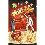 POP SHOW Corn Microwave popcorn bacon flavour (80g)